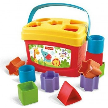 BLOQUES ENCAJABLES FISHER PRICE