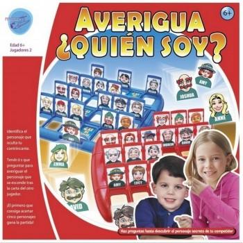 JUEGO AVERIGUA QUIEN SOY IMPOR JUGUETO