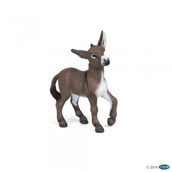 ANIMAL PAPO CRIA BURRO