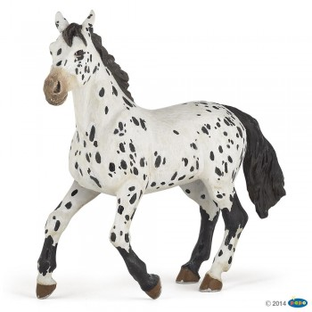ANIMAL PAPO CABALLO APPALOOSA