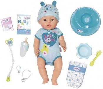 BABY BORN NIÑO BANDAI REF-819203
