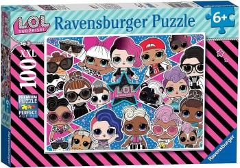 PUZZLE LOL SURPRISE 100XXL PZAS RAVENSBURGER 128822