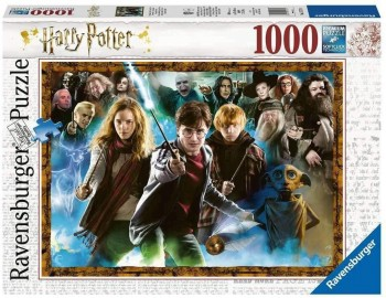 PUZZLE HARRY POTTER 1000 PZAS RAVENSBURGER 151714