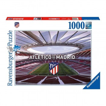 PUZZLE AT MADRID WANDA 1000 PZAS RAVENSBURGER 151738