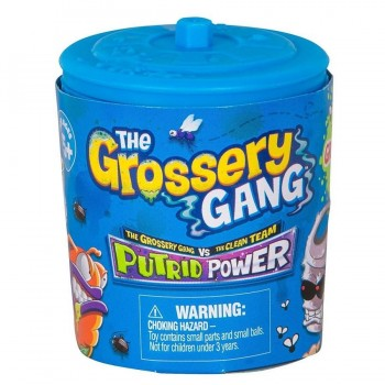 THE GROSSERY GANG CUBO BASURA SIMBA