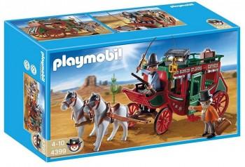 PLAYMOBIL DILIGENCIA 4399