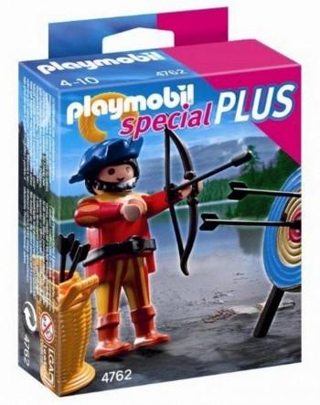 PLAYMOBIL ARQUERO 4762