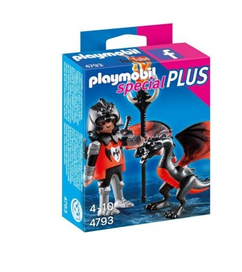 PLAYMOBIL CABALLERO CON DRAGON 4793