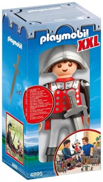 PLAYMOBIL CABALLERO MEDIEVAL XXL 4895