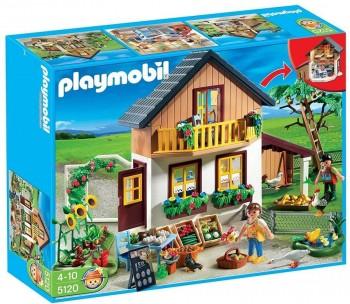 PLAYMOBIL CASA AGRICULTOR 5120