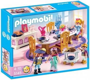 PLAYMOBIL COMEDOR REAL 5145