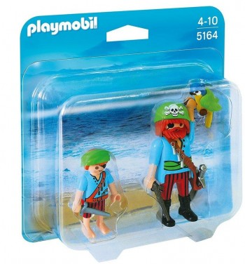 PLAYMOBIL DUO PACK PIRATAS 5164