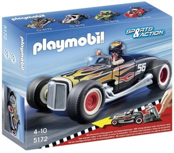PLAYMOBIL COCHE HEAR 5172