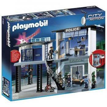 PLAYMOBIL COMISARIA POLICIA 5182
