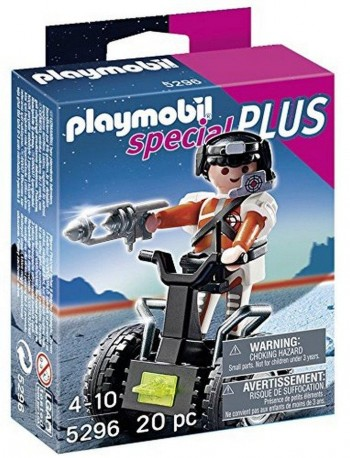PLAYMOBIL AGENTE SECRETO 5296