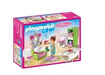 PLAYMOBIL BAÑO VINTAGE 5307