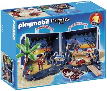 PLAYMOBIL COFRE PIRATA 5347
