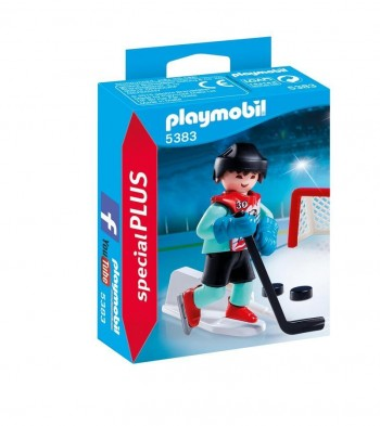 PLAYMOBIL PLUS JUGADOR HOCKEY 5383