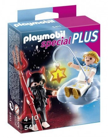 PLAYMOBIL ANGEL Y DEMONIO 5411