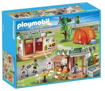 PLAYMOBIL CAMPAMENTO 5432