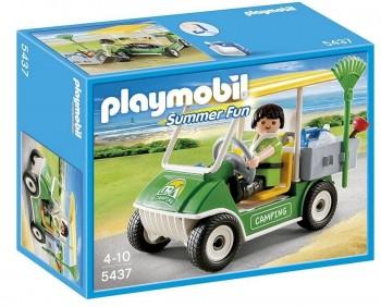 PLAYMOBIL CARRITO DE CAMPIG 5437