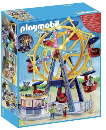 PLAYMOBIL NORIA 5552