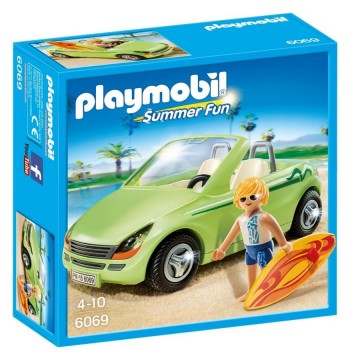PLAYMOBIL SURFISTA 6069