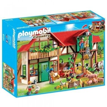 PLAYMOBIL COUTRY GRANJA REF-6120