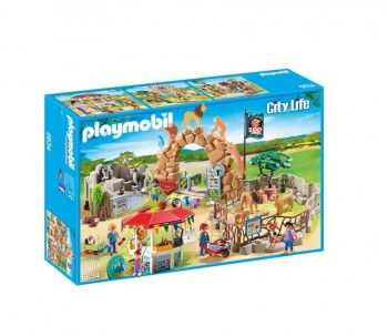 PLAYMOBIL GRAN ZOO 6634