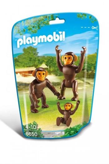 PLAYMOBIL MONOS 6650