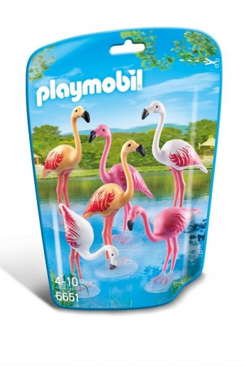 PLAYMOBIL FLAMENCOS 6651