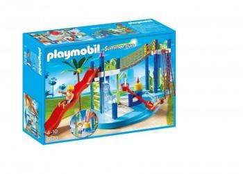 PLAYMOBIL SUMMER JUEGOS ACUATICOS 6670