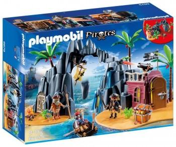 PLAYMOBIL ISLA DEL TESORO 6679