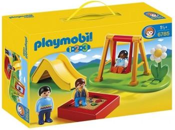 PLAYMOBIL 1 2 3 PARQUE 6785