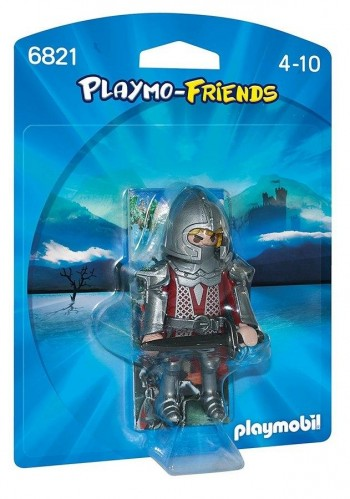 PLAYMOBIL FRIENDS CABALLERO HIERRO 6821