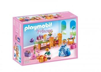 PLAYMOBIL PRINCESAS FIESTA CUMPLEAÑOS PRINCESAS 6854