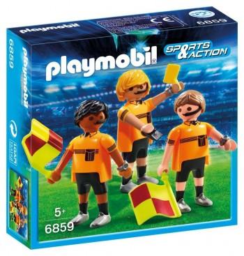 PLAYMOBIL ARBITROS 6859