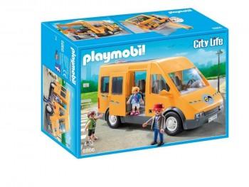 PLAYMOBIL AUTOBUS ESCOLAR 6866
