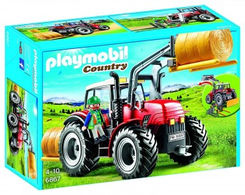 PLAYMOBIL COUNTRY TRACTOR 6867