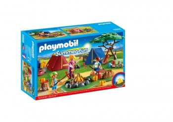PLAYMOBIL SUMMER CAMPAMENTO 6888
