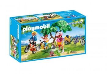 PLAYMOBIL SUMMER PASEO EN BICICLETA 6890