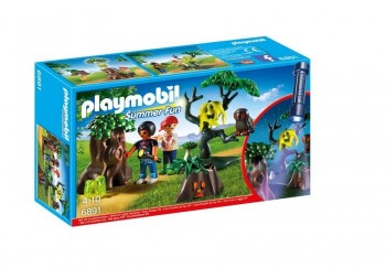 PLAYMOBIL SUMMER CAMINATA 6891