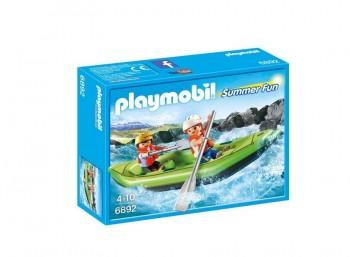 PLAYMOBIL SUMMER NIÑOS BALSA 6892
