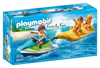 PLAYMOBIL FAMILY FUN SURFISTA QUAD 6980