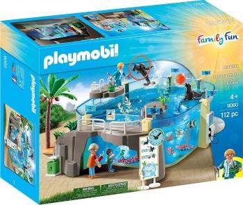PLAYMOBIL FAMILY ACUARIO 9060
