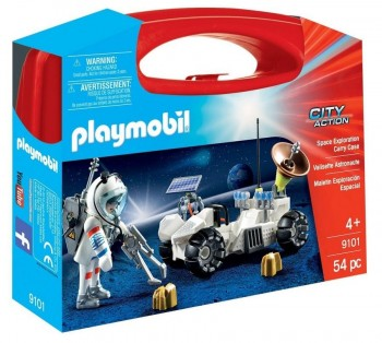 PLAYMOBIL CITY MALETA ASTRONAUTA 9101