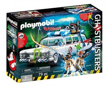 PLAYMOBIL GHOSTBUSTERS COCHE 9220