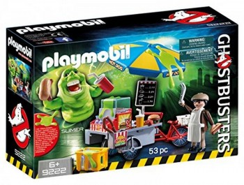 PLAYMOBIL GHOSTBUSTER MOQUETE 9222