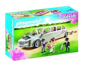 PLAYMOBIL CITY LIFE LIMUSINA NUPCIAL 9227