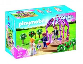 PLAYMOBIL CITY LIFE PABELLON NUPCIAL 9229